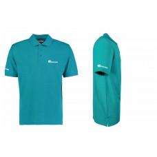 NEW Riverside Mens Polo Shirt (Jade Green)