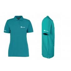 NEW Riverside Ladies Polo Shirt (Jade Green)  K703