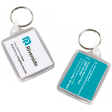 Recycled Keyring (Pack of 50)