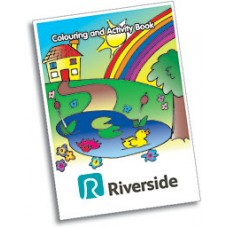 Colouring Book (Pack of 50)